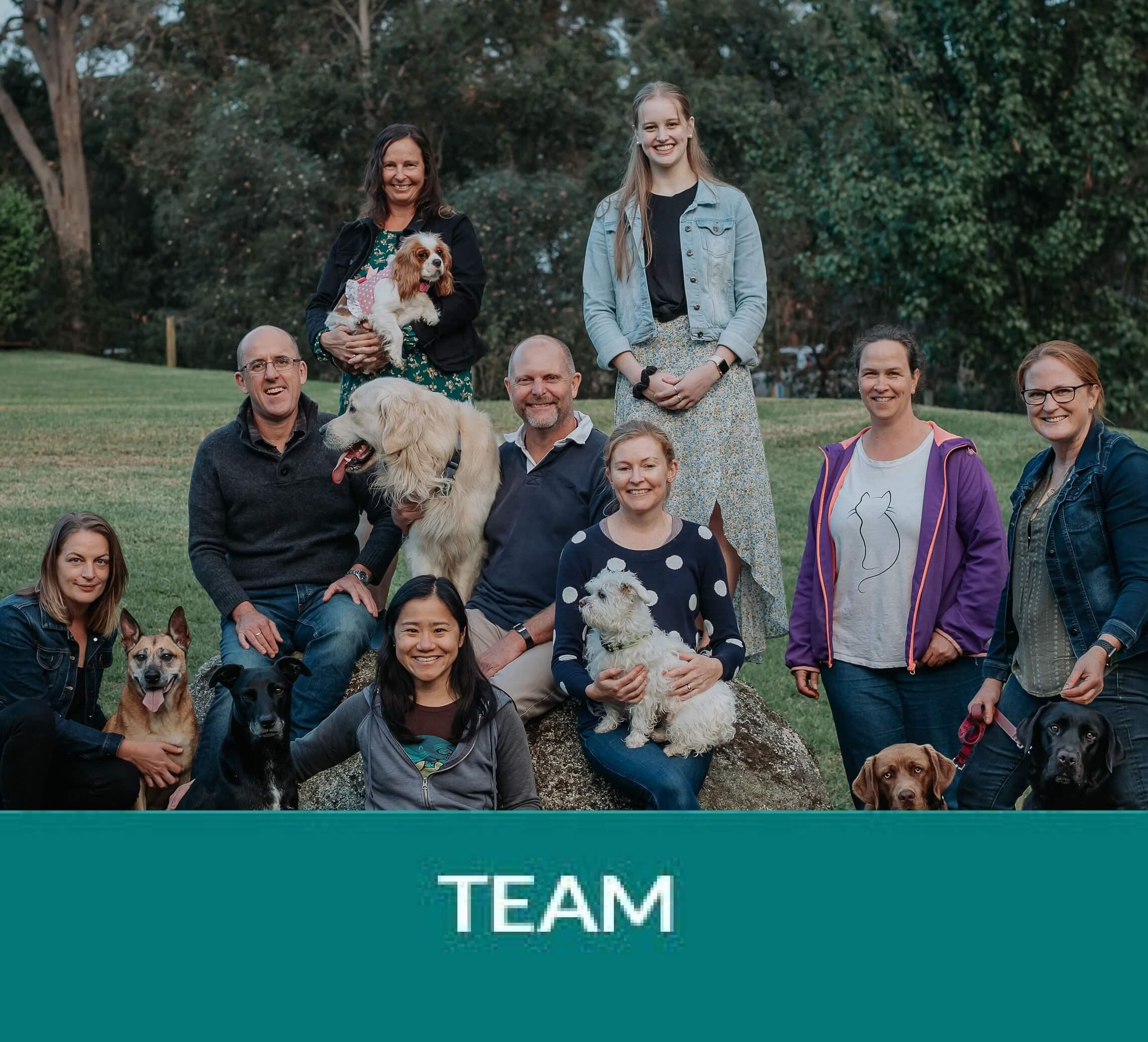 Our Team 2021